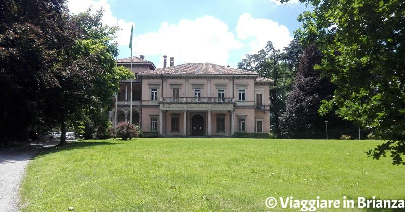 Il parco di Villa Campello