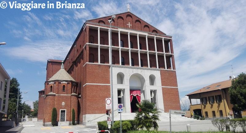 Verano Brianza, la Chiesa dei Santi Nazaro e Celso