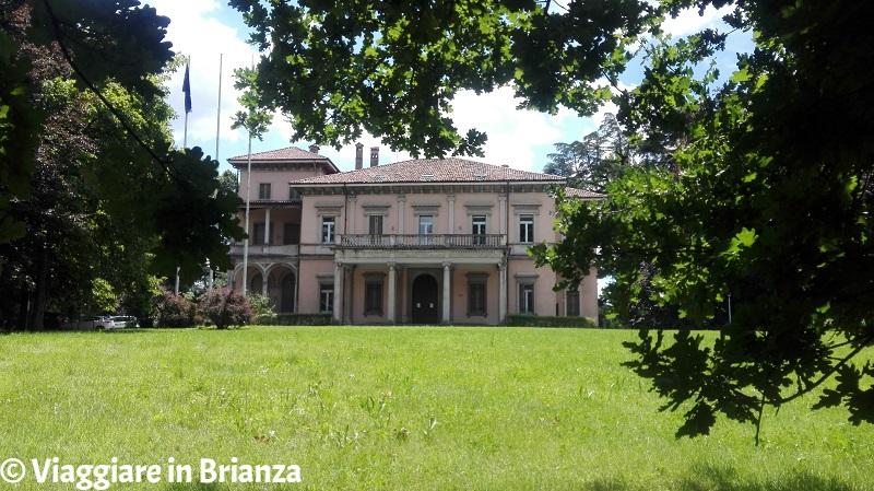 Ville aperte, ad Albiate Villa Campello