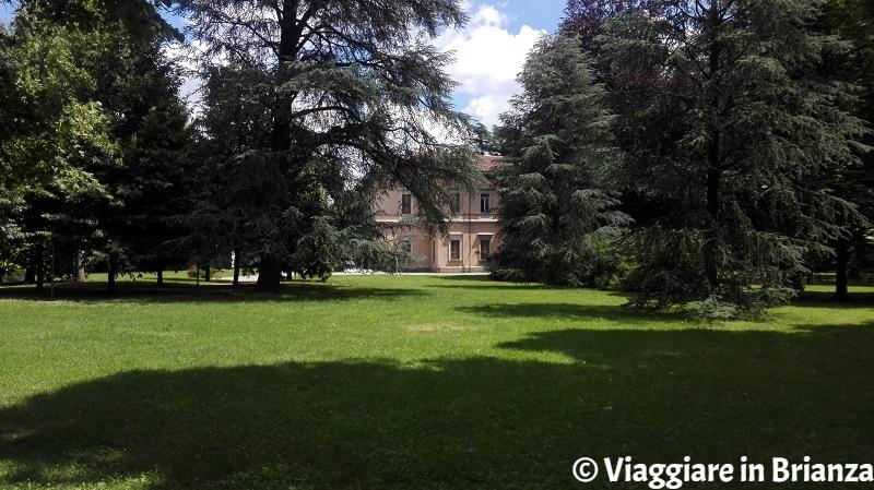 Ville aperte, il parco di Villa Campello