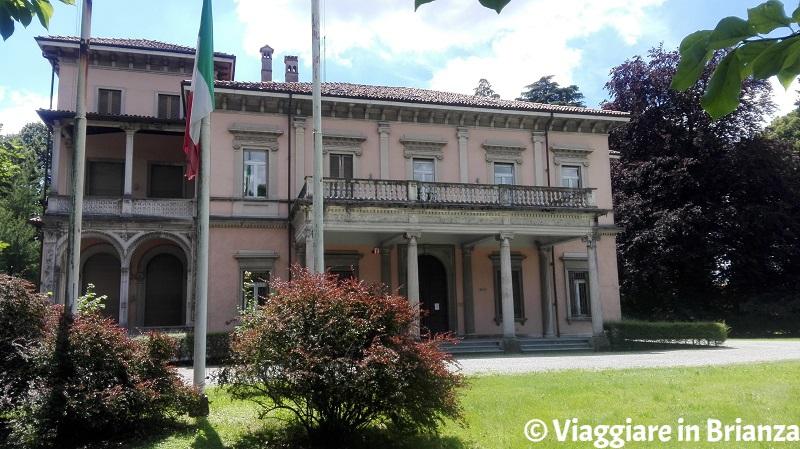 Ville aperte, Villa Campello ad Albiate