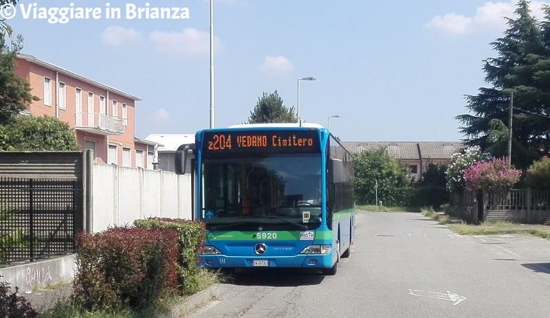 L'autobus Z204