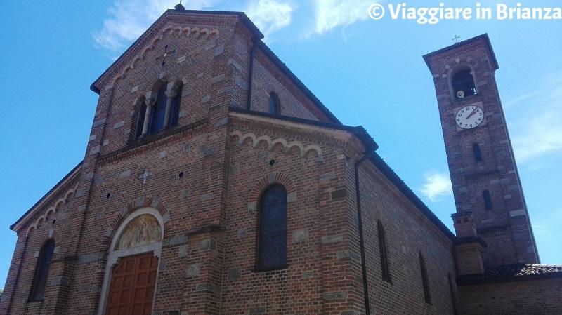 Besana in Brianza, la Chiesa di San Clemente