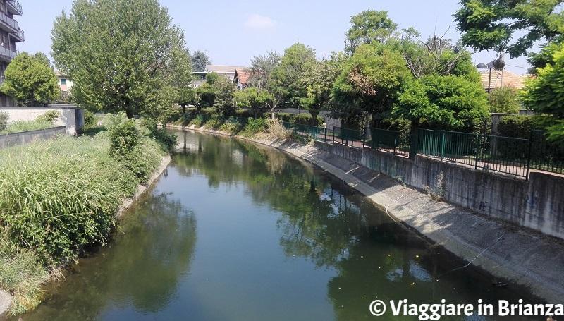 Il canale Villoresi