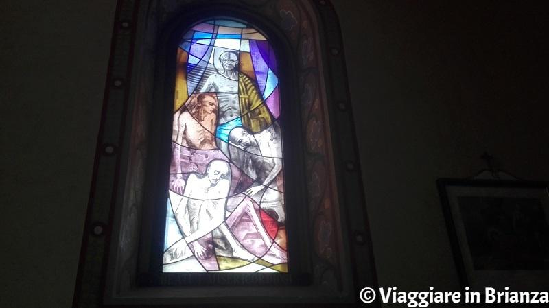 La Chiesa di San Clemente a Cazzano: Gandhi