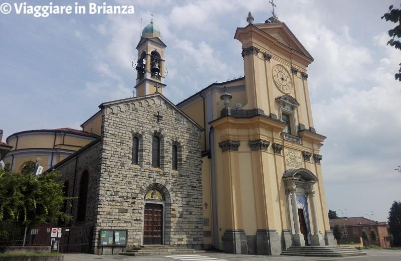 Cosa fare Arosio, la Chiesa dei Santi Nazaro e Celso