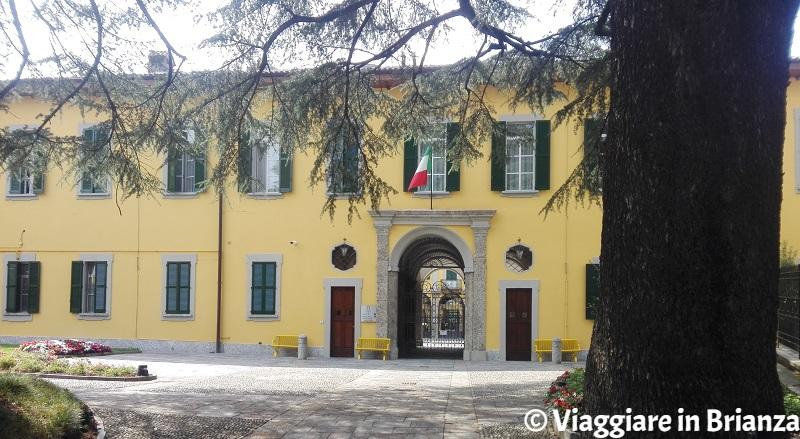 Cosa fare ad Arosio, Villa Olgiati Borri