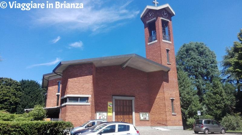 Cosa fare a Besana in Brianza, la Chiesa di Santa Maria Assunta