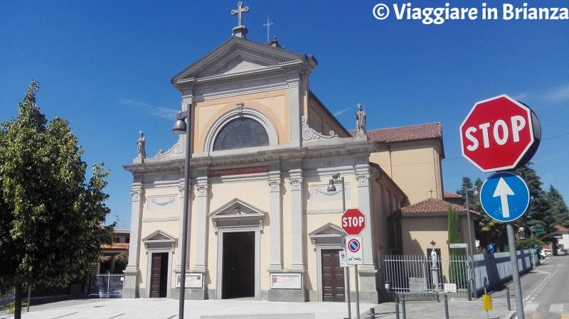 Cosa fare a Besana in Brianza, la Chiesa dei Santi Eusebio e Maccabei