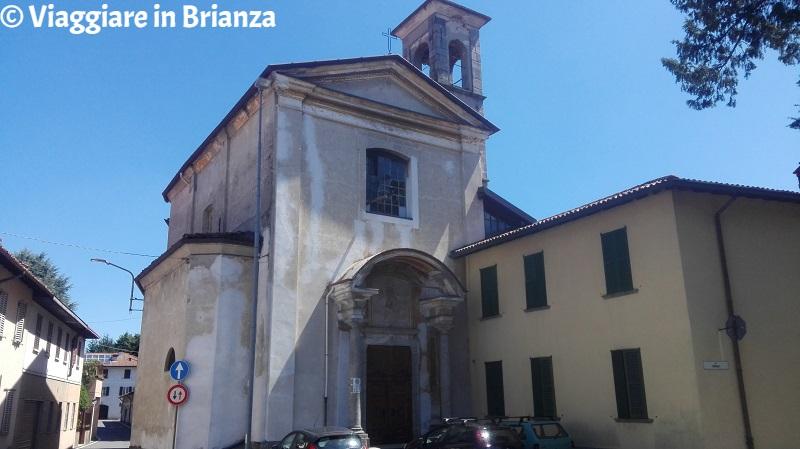 Cosa fare a Besana in Brianza, la vecchia Chiesa di Santa Maria Assunta