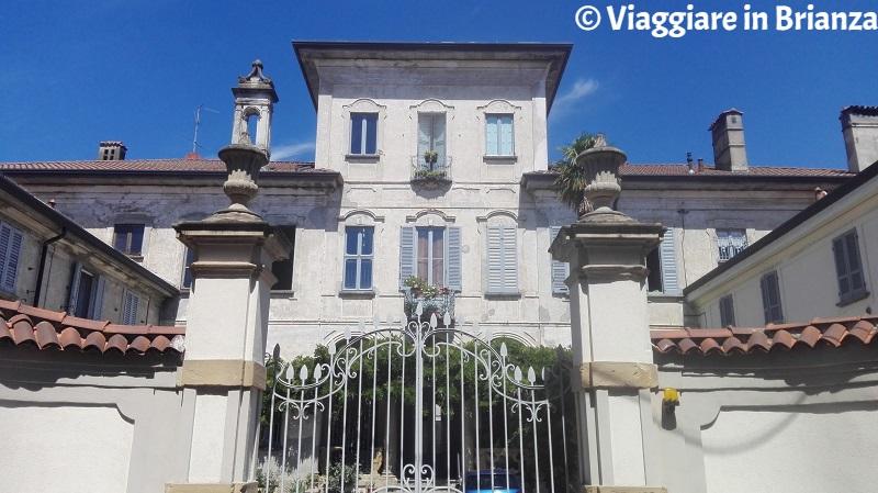 Cosa fare a Besana in Brianza, Villa Odazio Fontana Racchetti