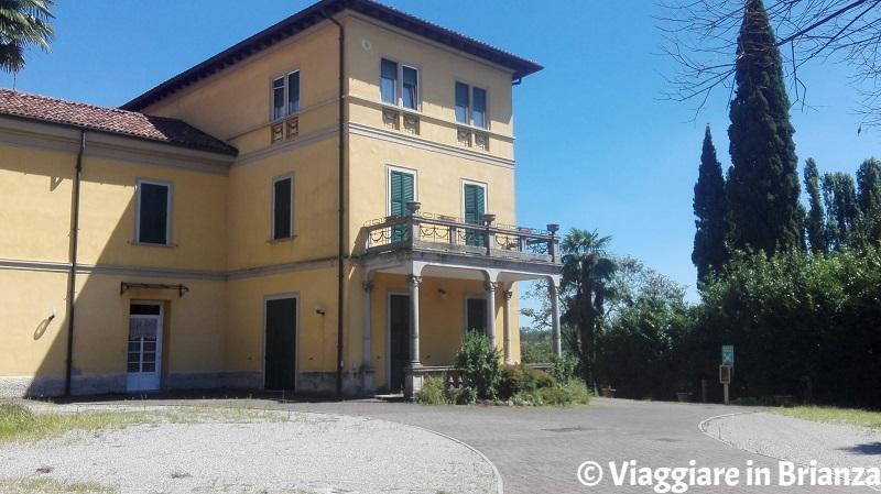Cosa fare a Besana in Brianza, Villa Pirotti Clerici