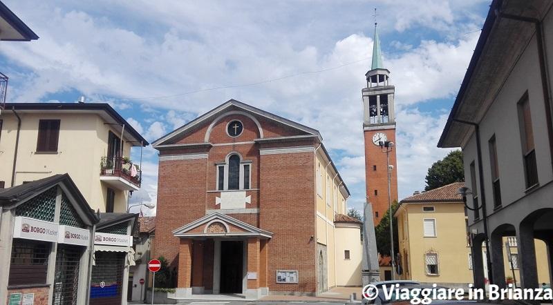 Cosa fare a Briosco, la Chiesa dei Santi Ambrogio e Vittore