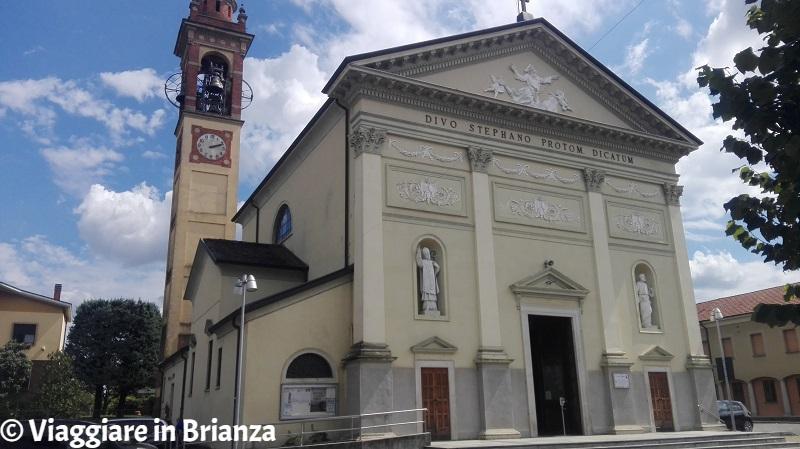 Cosa fare a Briosco, la Chiesa di Santo Stefano