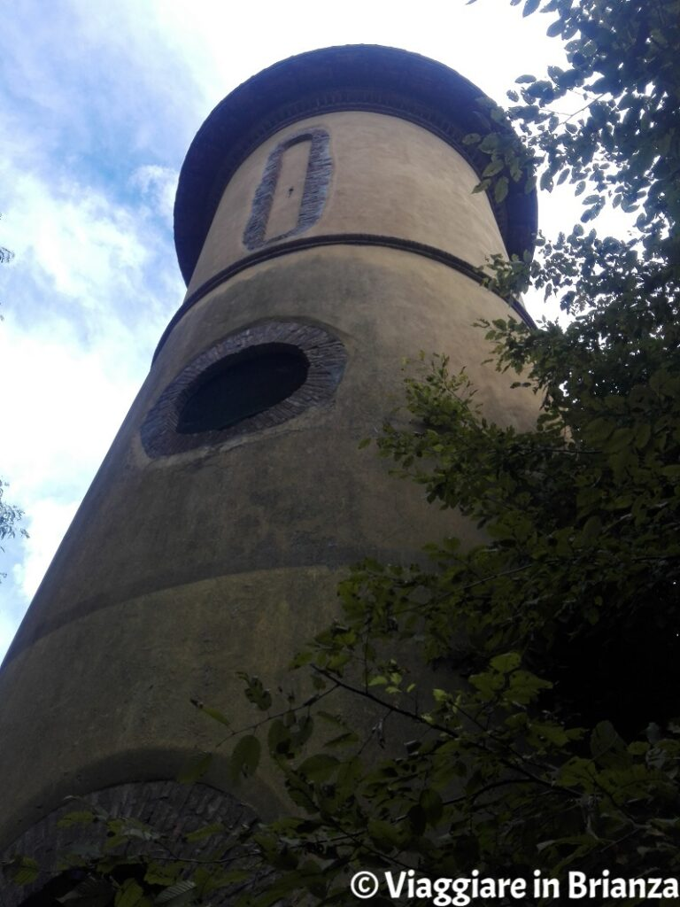 Cosa fare a Briosco, la torre sul Lambro