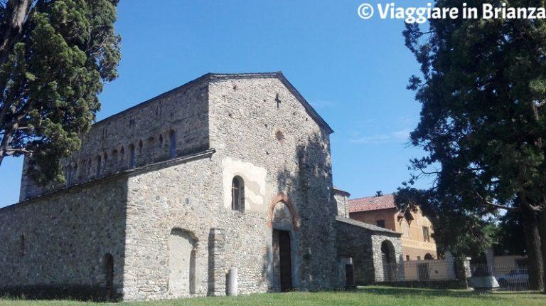 Cosa fare a Cantù, la Basilica di Galliano