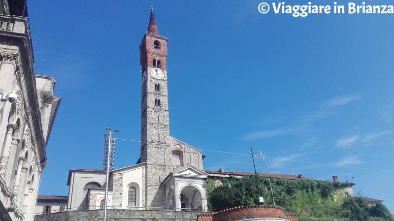 Cosa fare a Cantù, la Basilica di San Paolo e il campanile