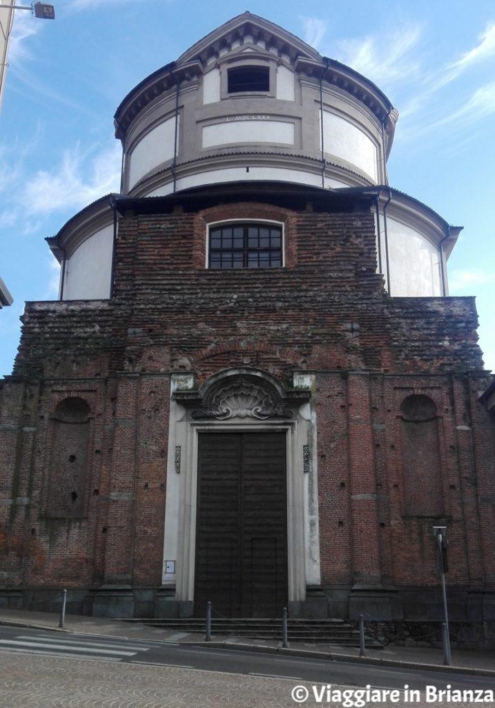 Cosa fare a Cantù, la Chiesa di Santa Maria