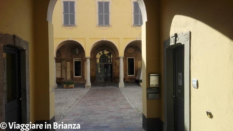 Cosa fare a Cantù, Palazzo Galimberti Pogliani
