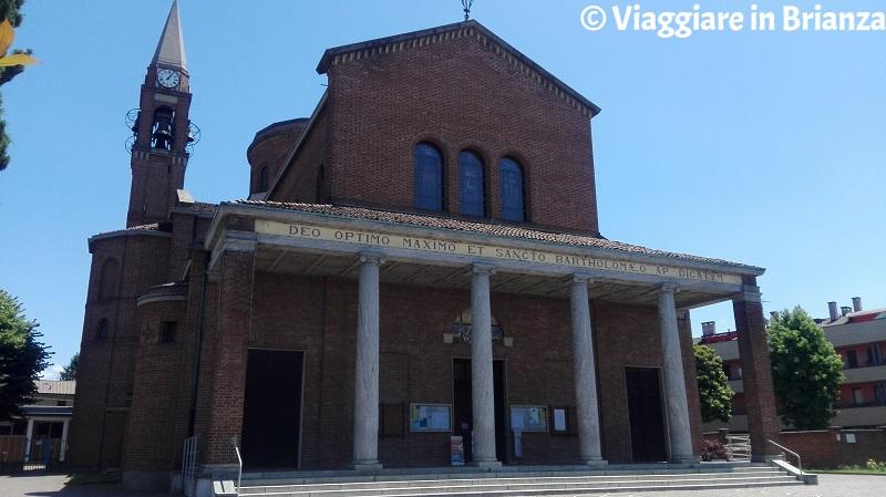 Cosa fare a Carugo, la Chiesa di San Bartolomeo apostolo