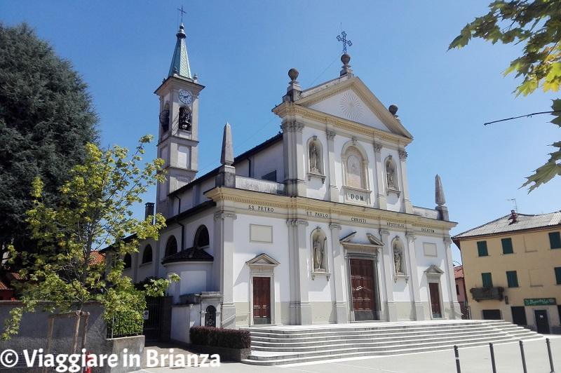 Cosa fare a Cermenate, la Chiesa dei Santi Pietro e Paolo