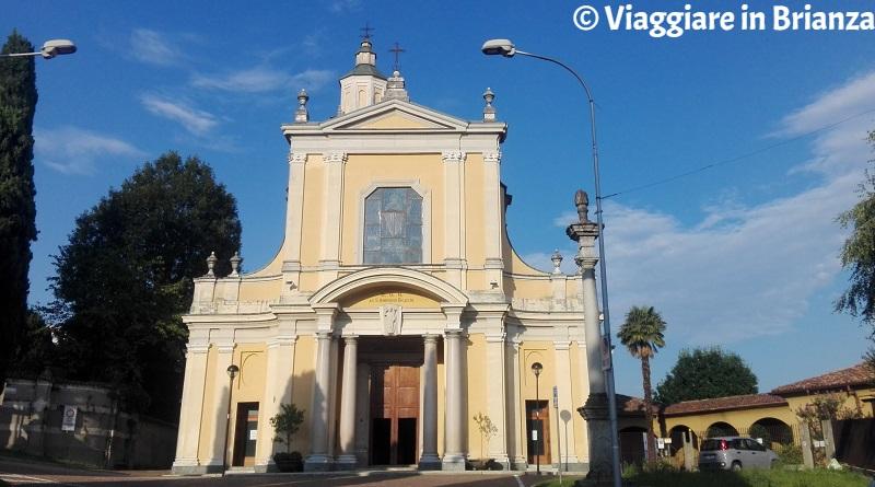 Cosa fare a Inverigo, la Chiesa di Sant'Ambrogio