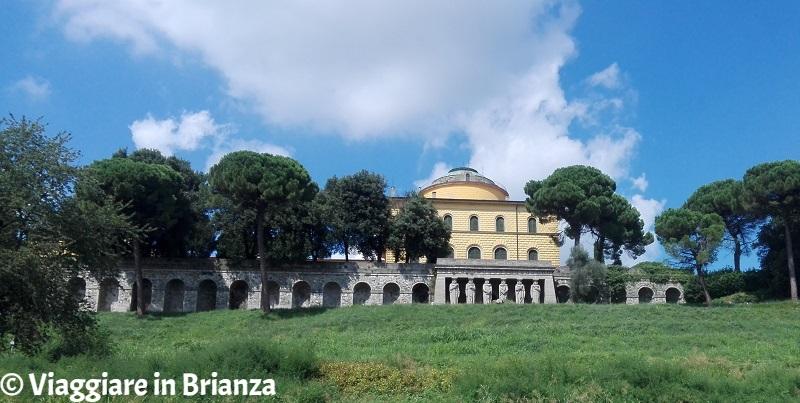 Cosa fare a Inverigo, Villa La Rotonda