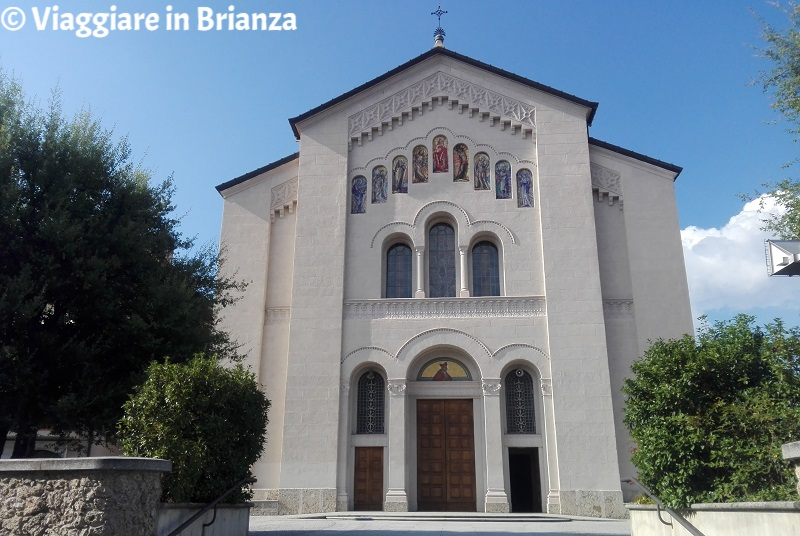 Cosa fare a Lambrugo, la Chiesa di San Carlo Borromeo