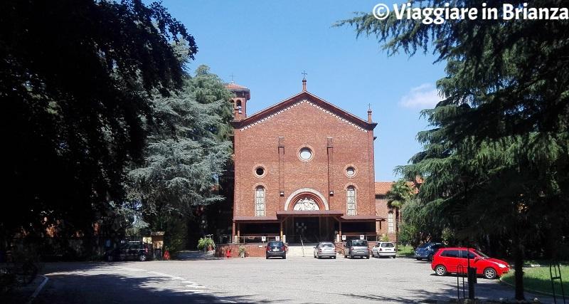 Cosa fare a Limbiate, la Chiesa di Sant'Ambrogio