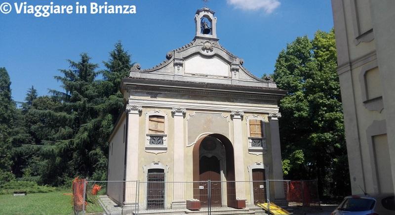 Cosa fare a Limbiate, l'Oratorio di San Francesco