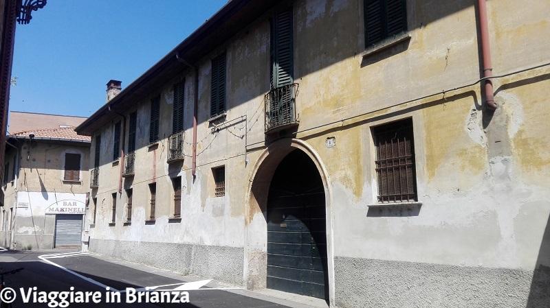 Cosa fare a Limbiate, Villa Bonavilla Zuccoli