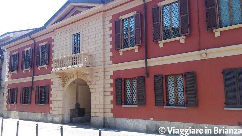 Cosa fare a Limbiate, Villa Marelli Capponago Lattuada