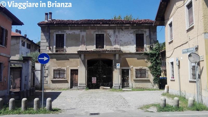 Cosa fare a Limbiate, Villa Molinari Rasini Medolago