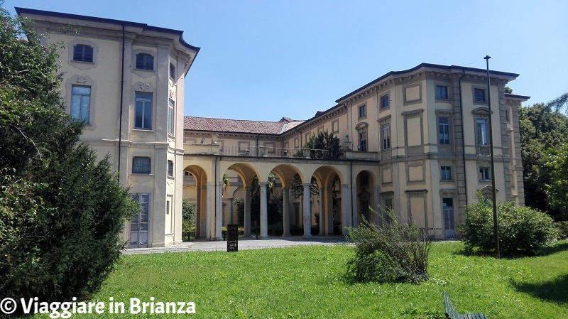 Cosa fare a Limbiate, Villa Pusterla Crivelli