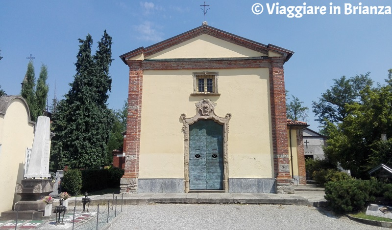 Cosa fare a Macherio, l'Oratorio di San Cassiano