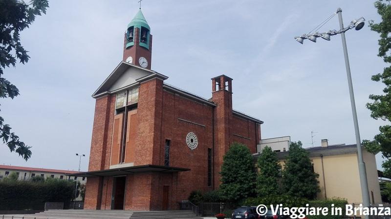 Cosa fare a Mariano Comense, la Chiesa del Sacro Cuore