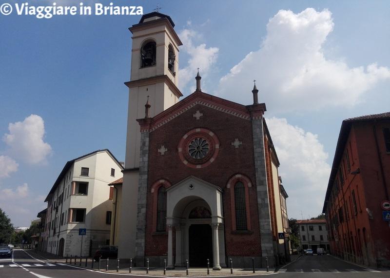 Cosa fare a Mariano Comense, il Santuario della Madonna di San Rocco
