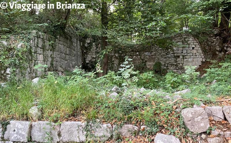 Cosa fare a Montorfano, il Castello di Montorfano
