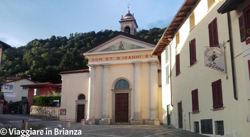 Cosa fare a Montorfano, la Chiesa di San Giovanni Evangelista