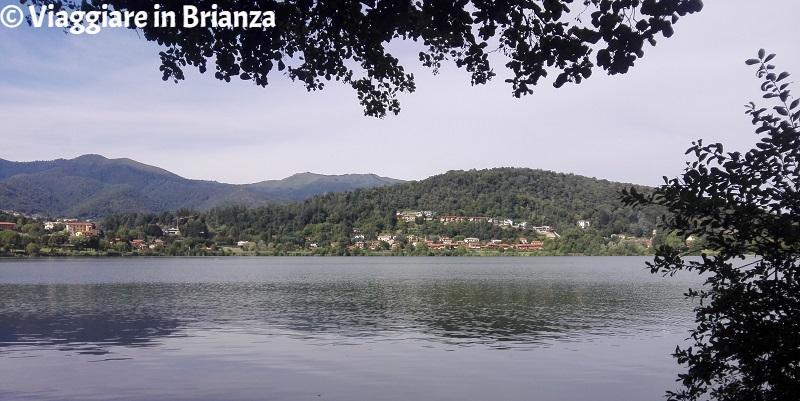 Cosa fare a Montorfano, il lago