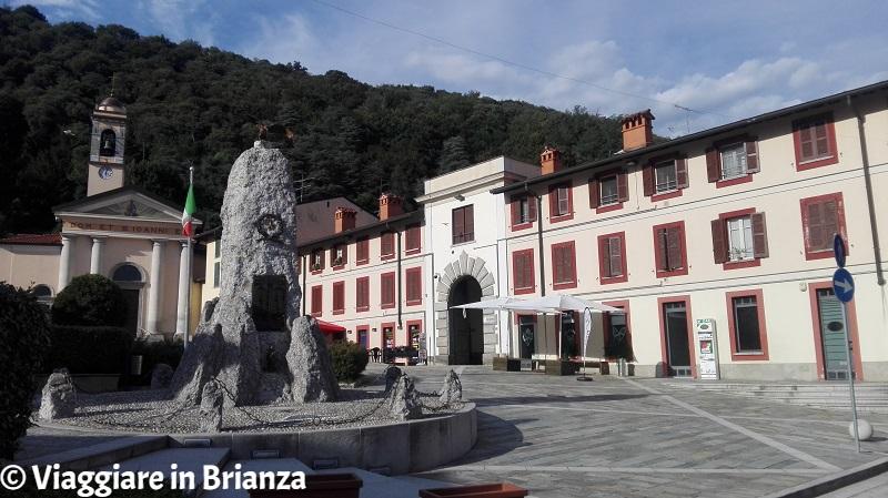 Cosa fare a Montorfano, Villa Manusardi