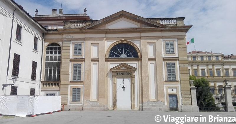 Cosa fare a Monza, la Cappella Reale della Villa Reale