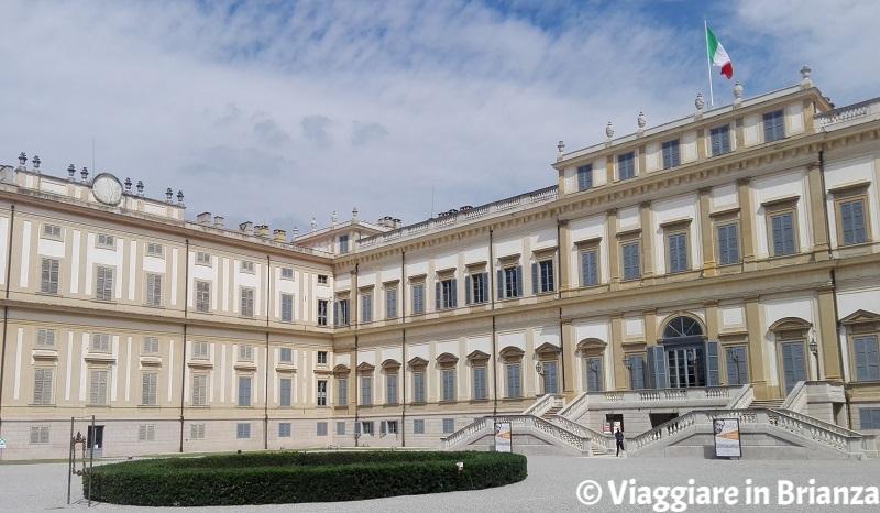 Cosa fare a Monza, la Villa Reale