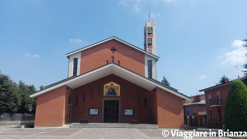 Cosa fare a Muggiò, la Chiesa di San Giuseppe