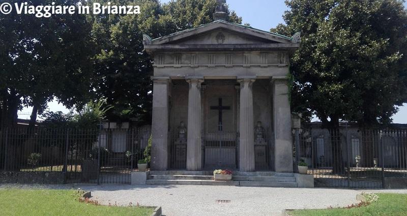 Cosa fare a Muggiò, il Mausoleo Casati Stampa