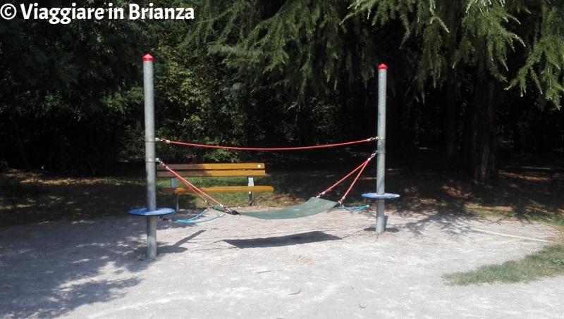 Cosa fare a Muggiò, il Parco Superga e l'amaca di gomma