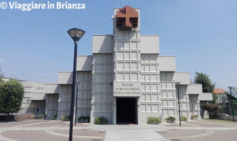 Cosa fare a Nova Milanese, la Chiesa della Beata Vergine Assunta