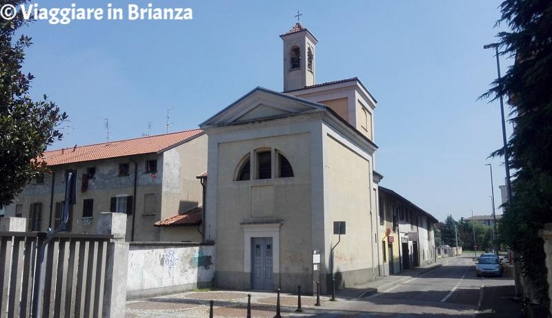 Cosa fare a Nova Milanese, la Chiesa di San Bernardo