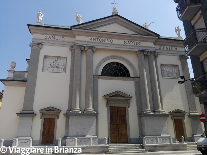 Cosa fare a Nova Milanese, la Chiesa di Sant'Antonino Martire