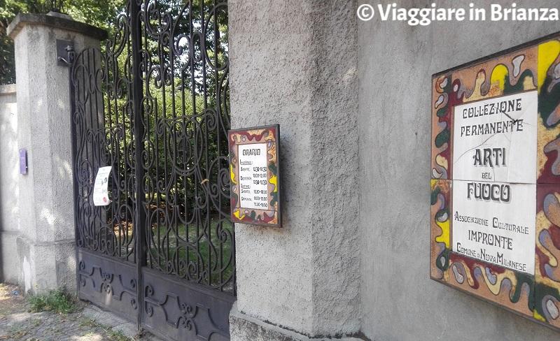 Cosa fare a Nova Milanese, la Collezione Permanente delle Arti del Fuoco